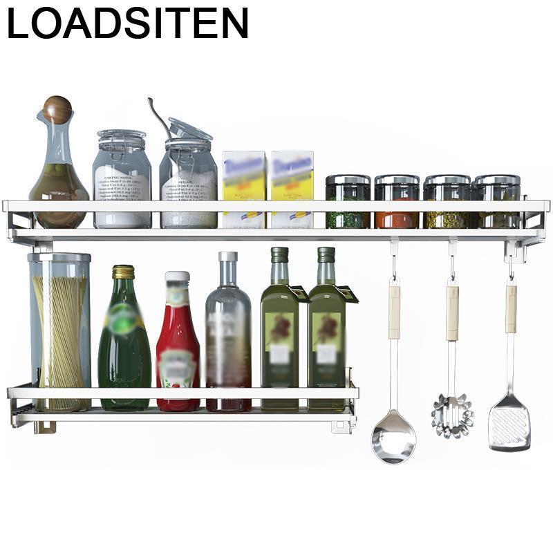 Almacenamiento Supplies Dish Drying Etagere Kuchnia Stainless Steel Cocina Organizador Cozinha Rack Mutfak Kitchen Organizer