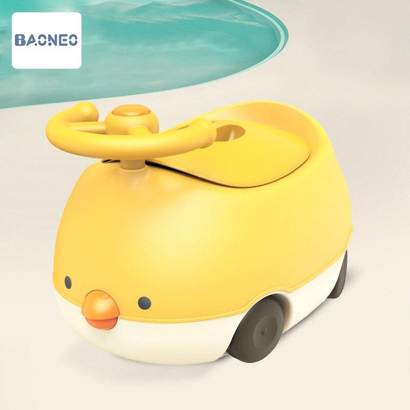 Купить bn детский горшок мягкий детский пластиковый дорожный младенческой