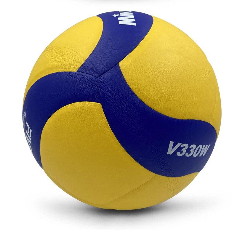 2020 размер 5 PU Мягкий касаться волейбол официальный матч V200W/V300W/V330W волейбольные мячи, высокое качество Крытый Волейбольный мяч для тренирово...