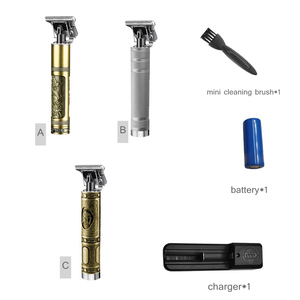 Image 4 - Fryzjer profesjonalna maszynka do włosów mężczyzn potężna maszynka do włosów szczegóły elektryczna maszynka do strzyżenia krawędzi maszyna do mieszania trzech modeli