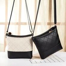 bucket bag crossbody bags for women 2019 leather shoulder bag women pusres and handbags Korean sling single shoulder цена и фото
