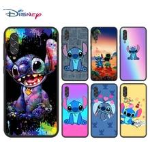 Animatie Stitch Disney Voor Samsung Galaxy A90 5G A80 A70S A60 A50 A50S A40 A30S A20S A20E A20 A2 core A10 Telefoon Case