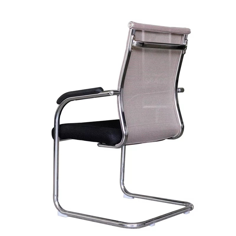 Staff Chair Office Chair Simple Modern Bow-shaped Meeting Computer Training Office Worker Work Mesh Breathable Chair