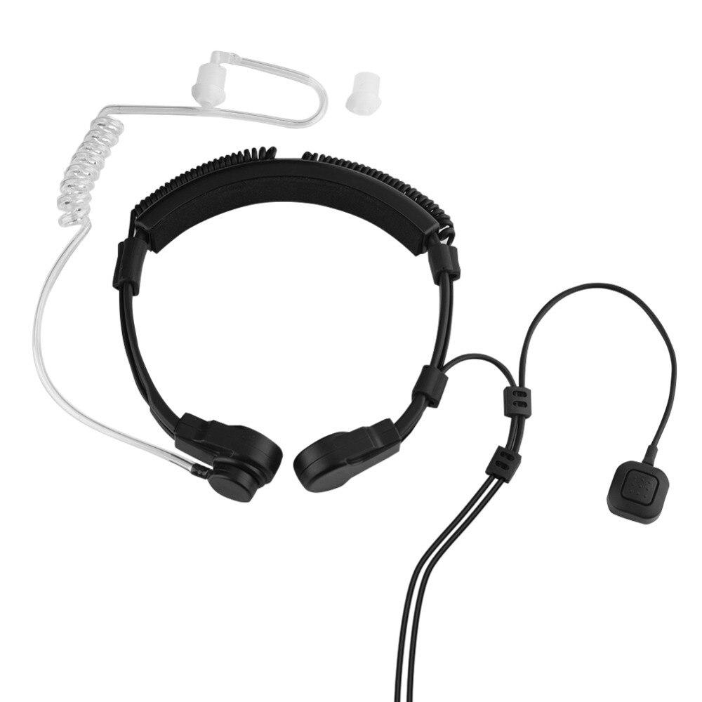 Купить новый горловой микрофон горла вибрация игровая гарнитура наушники