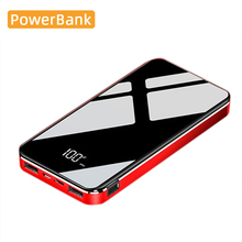 Portable Charger Iphone Quick Charge 3.0 Power Bank 10000mAh Powerbank for IPhone Samsung HuaweiDaul USB Type C Technology full mirror portable charger iphone quick charge power bank 20000mah powerbank for samsung huaweidaul usb type c technology