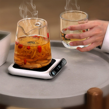 Cup Warmer Heating-Coasters Mini for Office/home To 3-Levels-Of-Adjustment Usb-Charging
