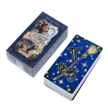 Oracle Everyday Witch Tarot Card Board Deck Games Palying Cards for Party Game Family Gift Party Playing Card Game Entertainment недорого