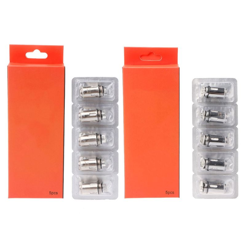 5Pcs/Set Replacement Atomizer Coil Heads For SMOK Vape Pen 22 Core 0.15/0.3 Ohm