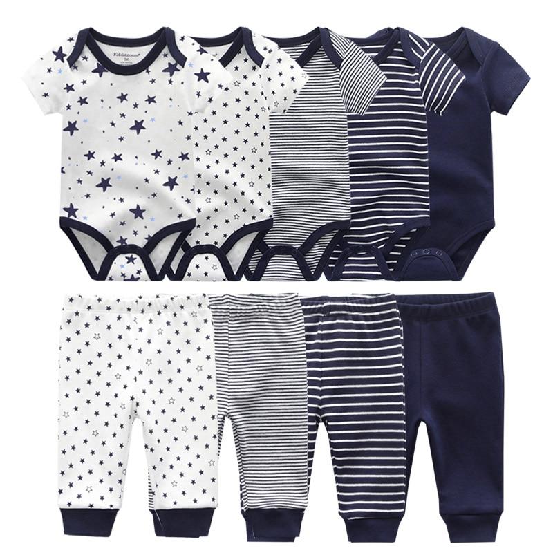 Одежда для малышей боди и штаны для новорожденных мальчиков и девочек одежда для малышей хлопковый комбинезон для младенцев roupas de bebe