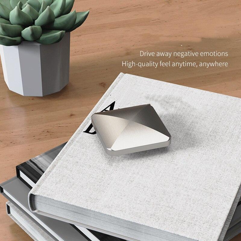 Decompression Toy Fidget Spinner Kinetic Fingertip Pocket Desktop-Toy Flip Energy-Transfer img2