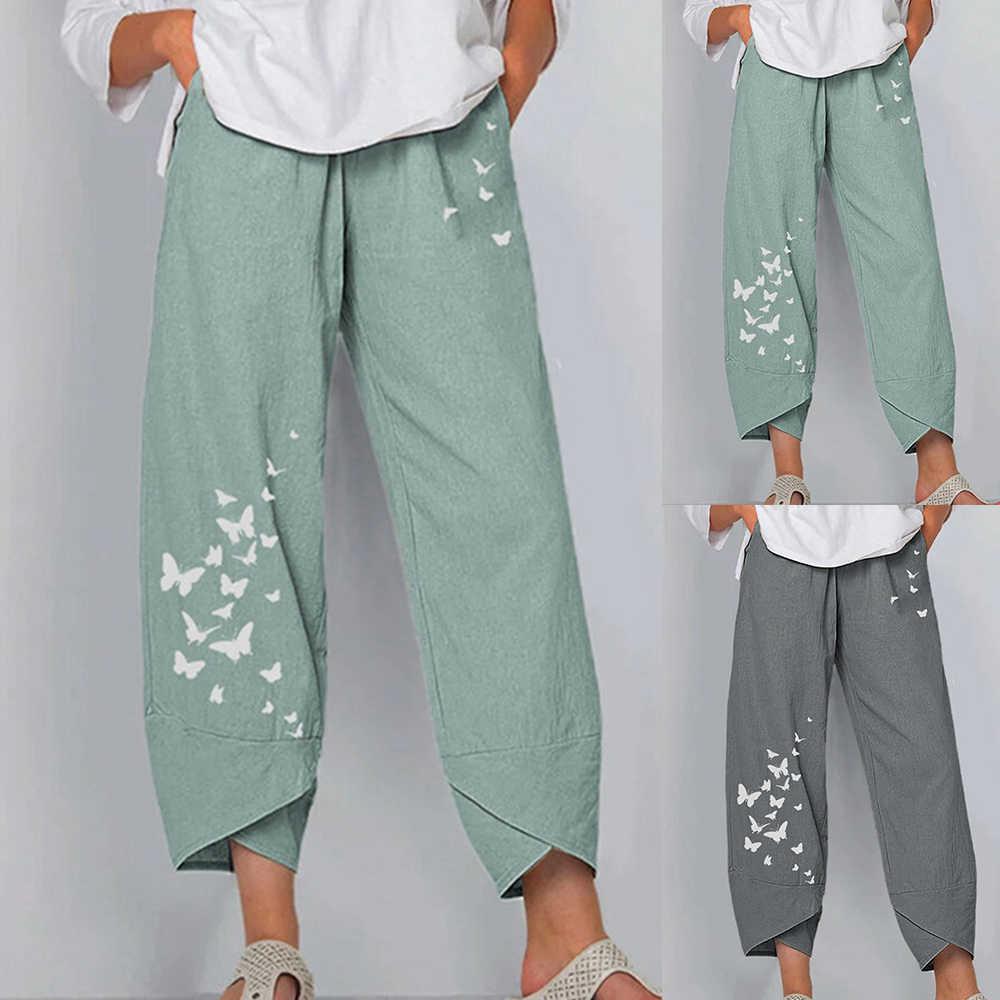 APART Fashion Linen Pants Pantaln para Mujer