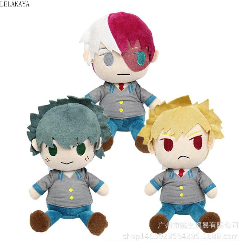 Mega Sale C94d 12cm New My Hero Academia Stuffed Plush Toys