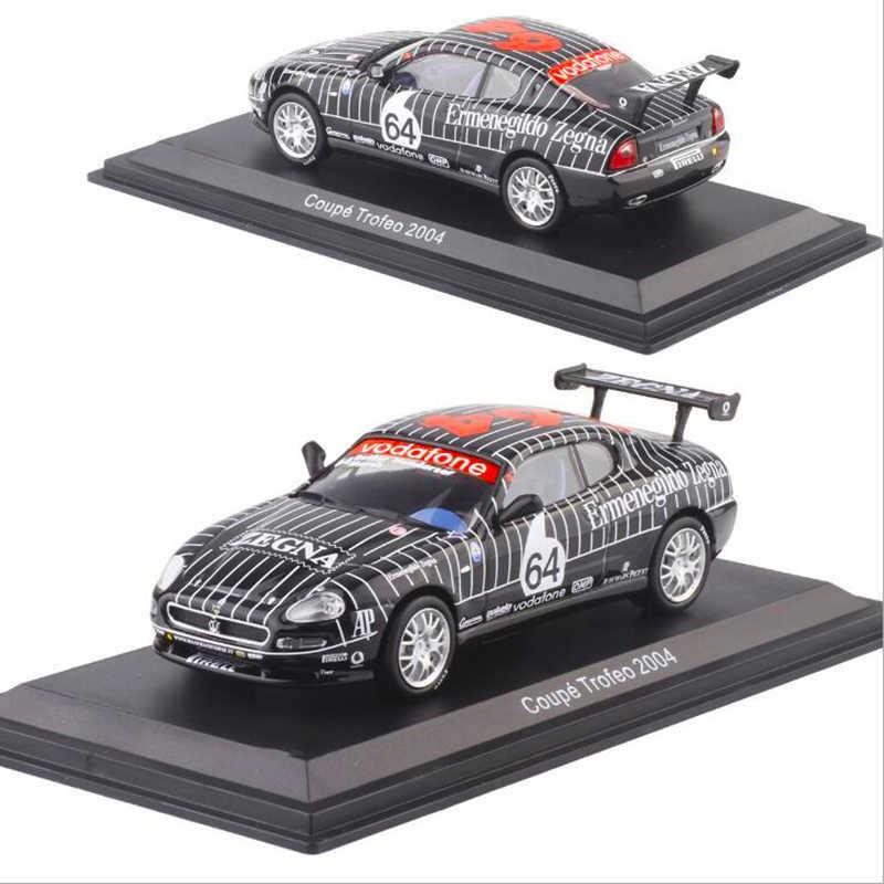 1:43 Skala Diecast Alloy Klasik Trofeo Balap Reli Mobil Model Matel Kendaraan Mainan F Koleksi Tampilan dengan Penutup Transparan