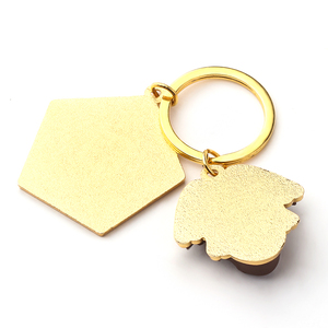 Image 4 - Wholesale 10 pcs/lot Movie Potter Frogs Chocolate Keychain Platform Pendant Key Chains for Women Men Cosplay Jeweley Gift