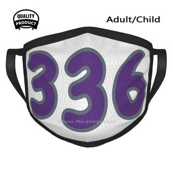 336 Area Code Windproof Sport Mouth Mask Winston Salem Winston Salem Nc North Carolina North Carolina image