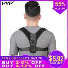 Upper Back Posture Corrector Clavicle Support Straight Shoulders Brace Strap Correctpor Health Care
