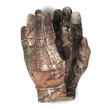 Climbing-Gloves Touch-Screen Cycling Anti-Slip Elastic Thin Outdoor Bionic Hunting Camouflage