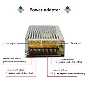 Image 5 - DC 12V LED strip driver Power Adapter 1A 2A 3A 5A 10A 15A 20A Switch Power Supply AC110V 220V 24V Transformer Power 60W 78W 120W