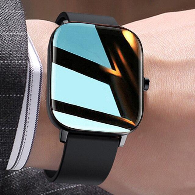 Мужские водонепроницаемые Смарт-часы TIMEWOLF