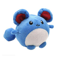 Мягкая Плюшевая Кукла marill blue luma 10 шт/лот 15 см 60 г