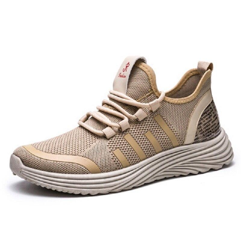 Casual Shoes For Men Fashion Mesh Light Breathable Sport Running Jogging Shoes Zapatos De Hombre Man Sneakers Plus Size
