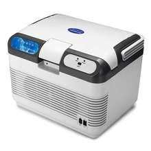 12L Car Refrigerator 60W Compressor Cooler Portable Car Fridge Cooling & Warming 2 Charging Methods for Home Travel Camping