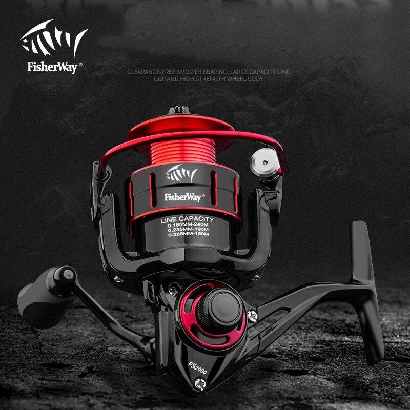 2019 carretel de pesca molinete metal 02