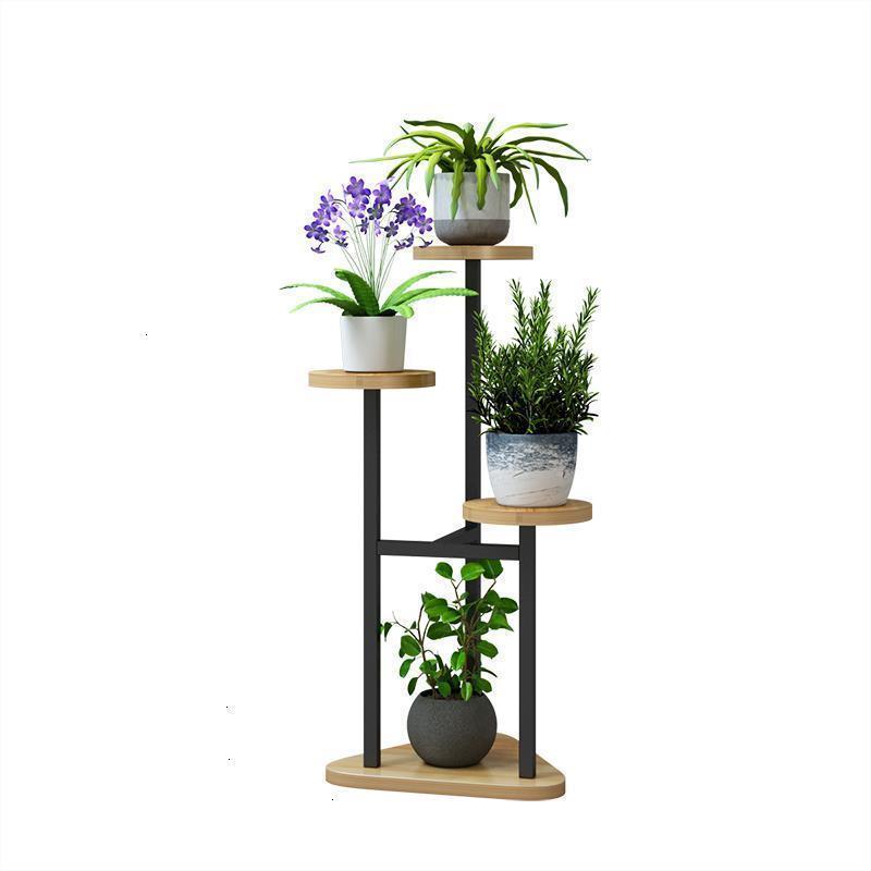 Interior Etagere Plante Stand Pot Table Estanteria Plantas Living Room Ladder Rack Stojak Na Kwiaty Balcony Flower Plant Shelf