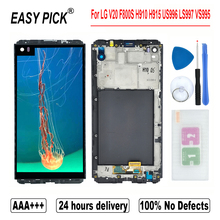 Für LG V20 F800S F800L F800K H990DS H910 H918PR H915 H990N US996 H990TR LS997 VS995 LCD Display Touchscreen Digitizer montage