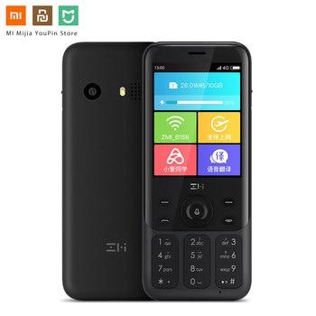 Xiaomi youpin ZMI Z1 4G сеть Wifi многопользовательская точка доступа обмен 5000 мАч Внешний аккумулятор функция