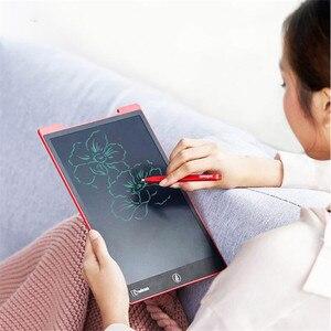 Image 4 - ل شاومي Wicue 12 بوصة/10 بوصة LCD بخط اليد مجلس الكتابة اللوحي الرسم الرقمي تخيل الوسادة توسيع القلم ل mijia الاطفال