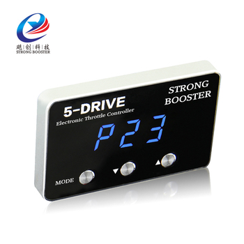 Add acceleration more sensitivity Car Strong Booster Auto Throttle controller for Chevrolet Aveo Buick Encore Cadillac ATS Trax