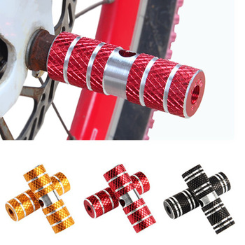 1Pair Bicycle Pedal MTB Road Roud Metal Bike Pedals Wide Platform Pedales Bicicleta MTB Cycling Accessories Tool image