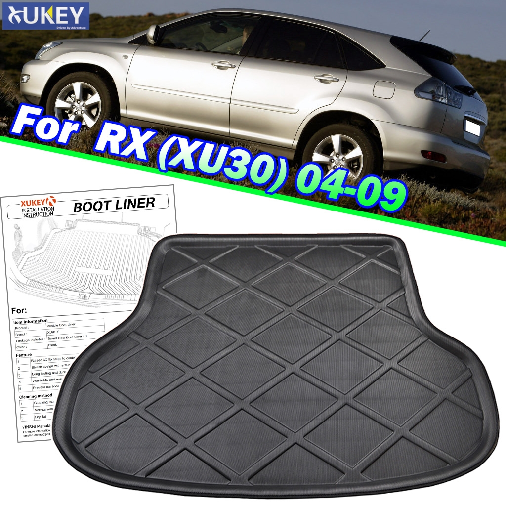 Lexus Rx300 DELUXE QUALITY Tailored mats 2003 2004 2005 2006 2007 2008 2009