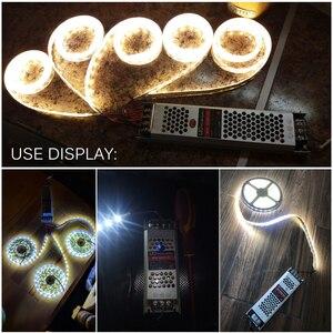 Image 5 - Ultra ince LED güç kaynağı DC 12V 24V aydınlatma Transformers 60W 100W 150W 200W 300W 400W AC190 240V sürücü LED şeritler