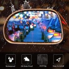 Rearview-Mirror Films Waterproof Anti-Fog 4x5inch Pack-Of-4 Multi-Functional Practical
