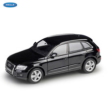 WELLY 1:24  Audi Q5 SUV sports car machine Simulation Alloy Car Model Collection toy tools все цены