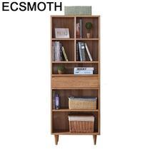 Bureau Meuble Librero Bois Estante Para Livro Decoracion Cabinet Display Vintage Wood Retro Furniture Decoration Book Shelf Case