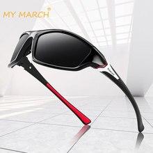 2019 Polarized Sunglasses Men Driving Shades Vintage Sun Glasses For Men Retro Sports Fishing Male Glasses Gafas De Sol UV400 все цены