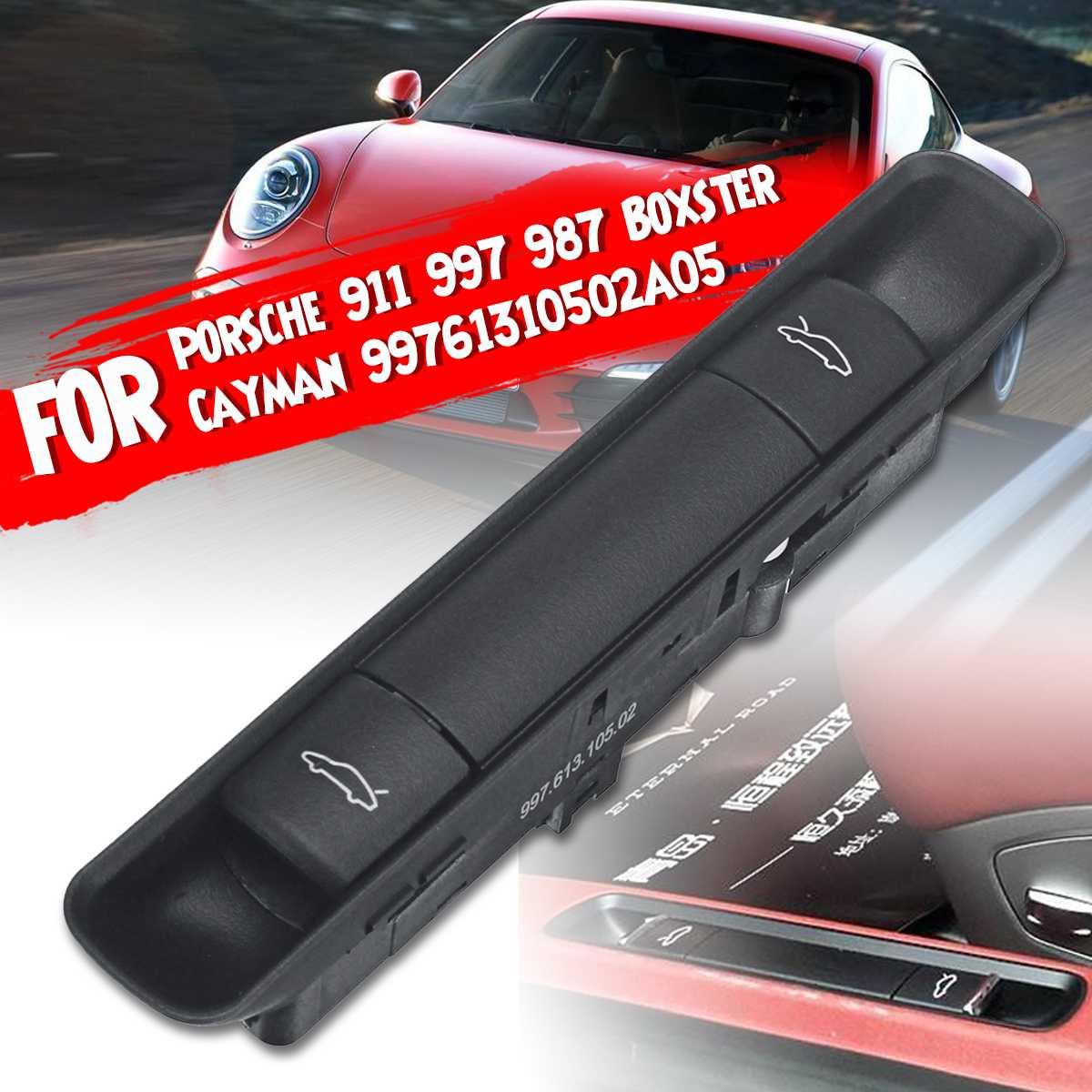AP03 Per Porsche 987 Boxster Cayman 997 cofano anteriore e posteriore copertura di avvio interruttore di uscita