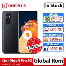 OnePlus 9 Pro 5G Smartphone 8GB 128GB Snapdragon 888 120Hz wyświetlacz płynu 2.0 Hasselblad 50MP ultra-szeroki OnePlus oficjalny sklep; code: TARYFA12($150-12)