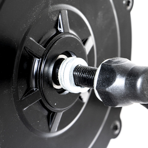 Image 3 - 48v 500w 8fun/bafang bpm brushless motor do cubo da bicicleta elétrica 8fang roda dianteira bicicleta motor frete grátis