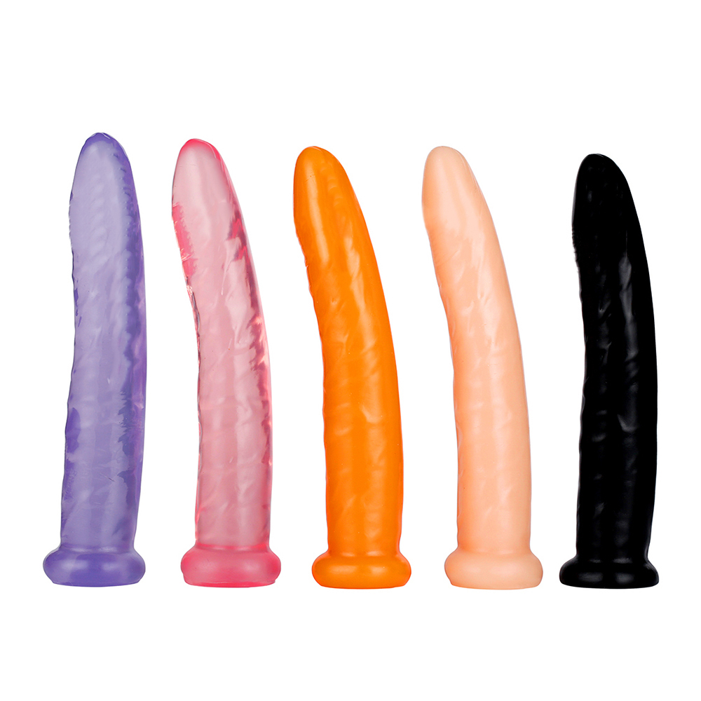 Big Penis Suction Cup Toys For Adults Sex Toys For WomanErotic Soft Jelly Dildo Realistic Bullet Vibrator Anal Dildo Strapon