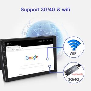 Автомобильный Радио мультимедийный плеер для Toyota Camry 40 2006-2011 Авторадио 2Din Android 8,1 GPS навигация магнитофон стерео