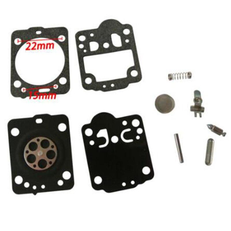 High Quality Carburetor Repair Rebuild Kit For Husqvarna 435 435E Zama RB-149 Carburetor Repair Kit C1T-W33C,  & C1T-W33