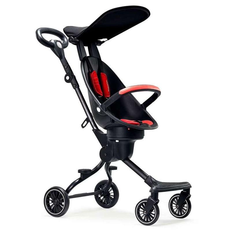 Baby Stroller Walking Baby Stroller Lightweight Folding Two-way High Landscape Car Four-wheeled Baby Stroller Summer