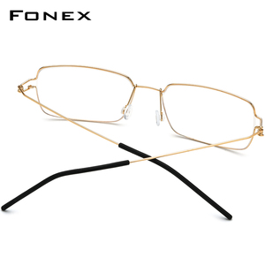 Image 2 - Мужские и женские Безвинтовые очки от близорукости, 98606