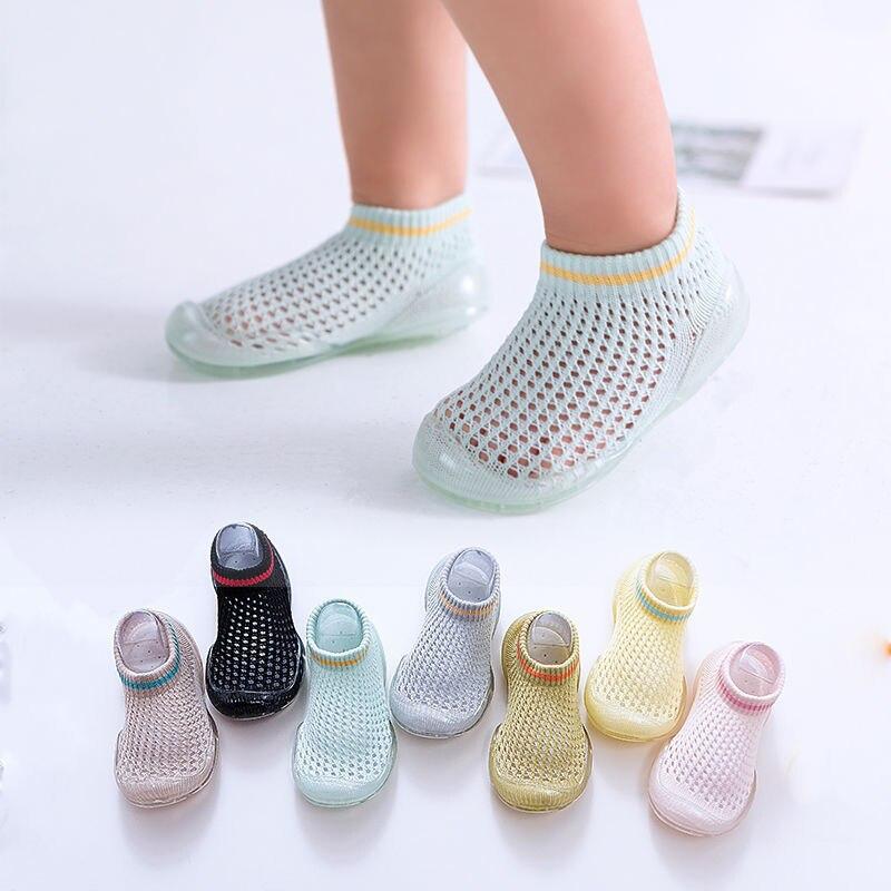 2020 обувь для маленьких девочек; Обувь для мальчиков; Обувь для малышей; Кроссовки на резиновой мягкой подошве; Обувь для малышей; Тапочки для...