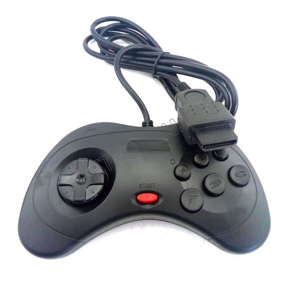 Gamepad Game controller for S-ega saturn image