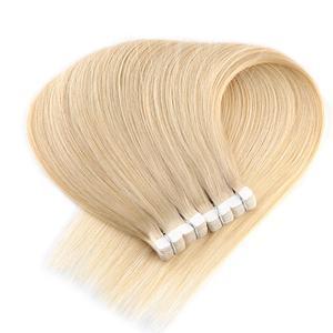 MW мини лента для наращивания человеческих волос, натуральные прямые волосы, машина для наращивания волос Remy Skin Weft клей для волос 12